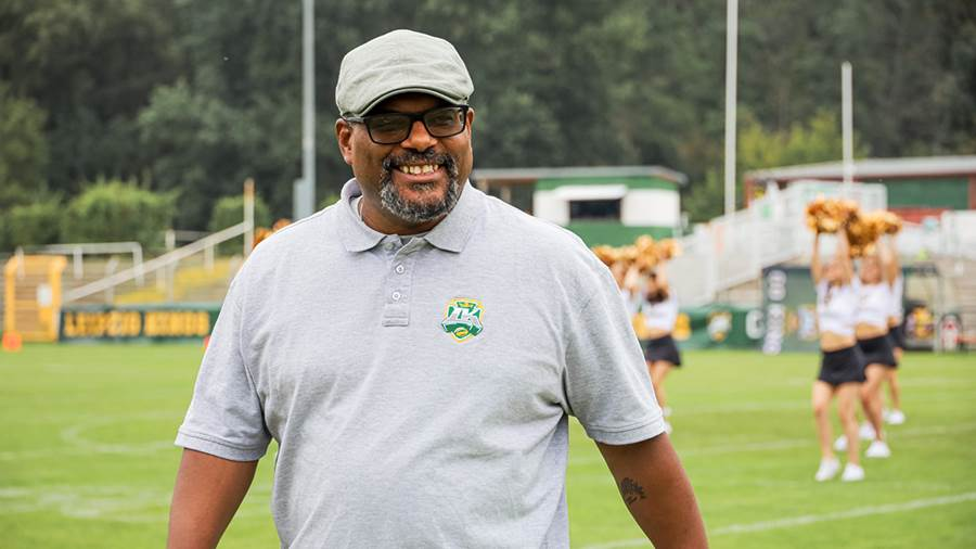 Leipzig Kings,Coach Fred Armstrong